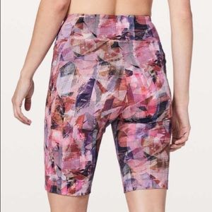 Lululemon on pace 10 inches short